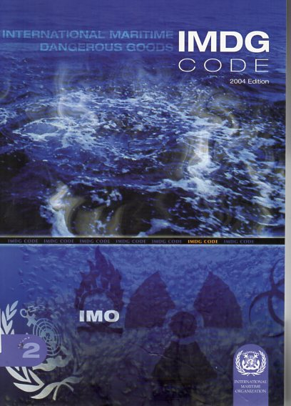 International maritime dagerous goods : IMDG CODE